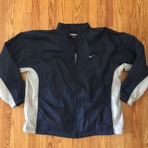 Men's vintage Nike Windbreaker Jacket